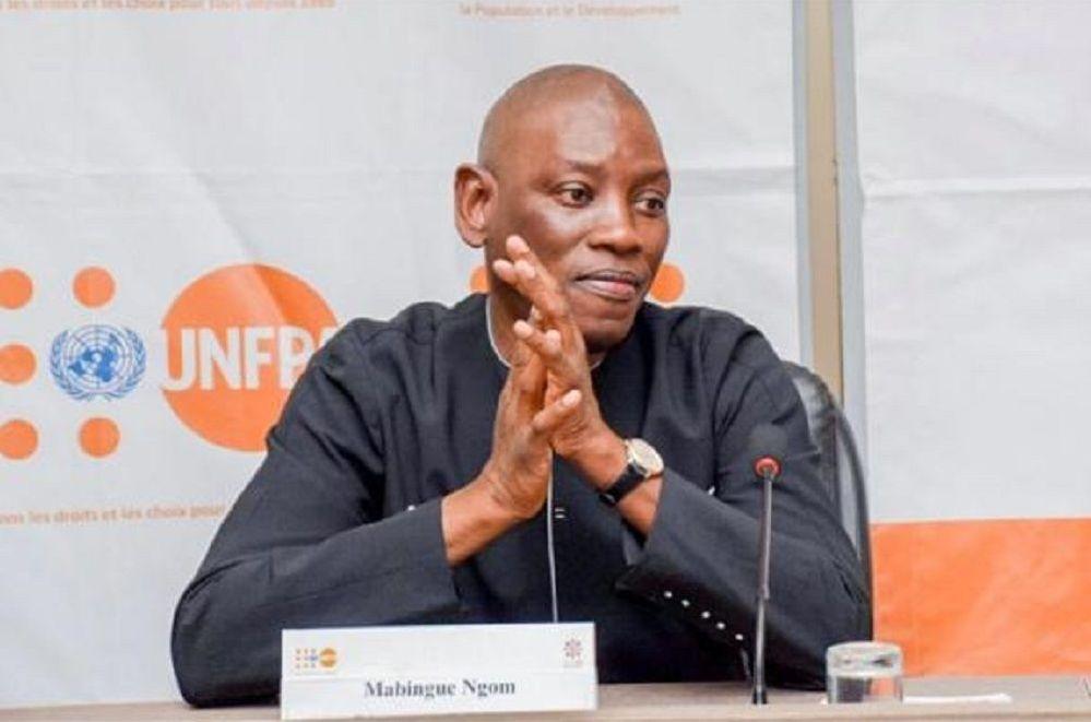 Mabingué Ngom, Directeur régional pour l'Afrique de l'Ouest et Centrale, UNFPA