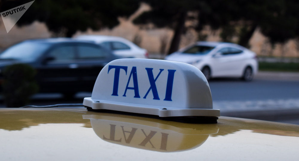 Taxi (image d'illustration)