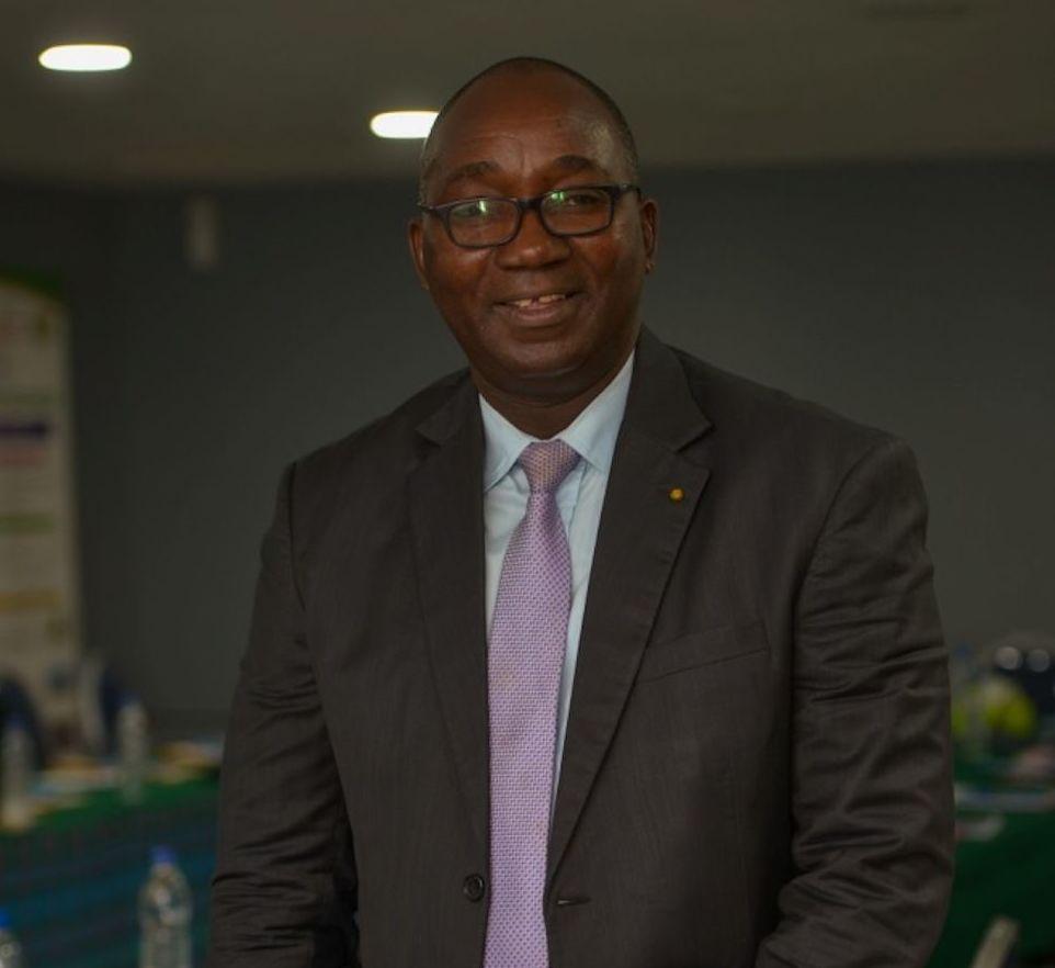 Gustave Aboua, directeur général de l'Environnement et du développement durable de Côte d'Ivoire