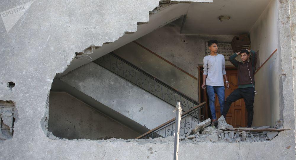 Israël revendique des frappes de