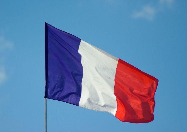 Drapeau français, image d'illustration
