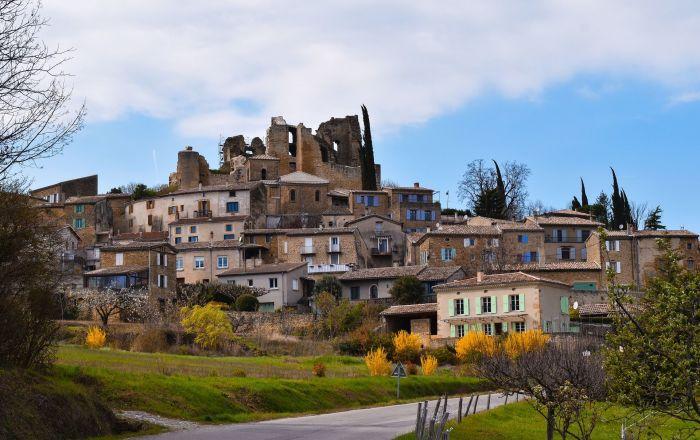 Drôme, image d'illustration