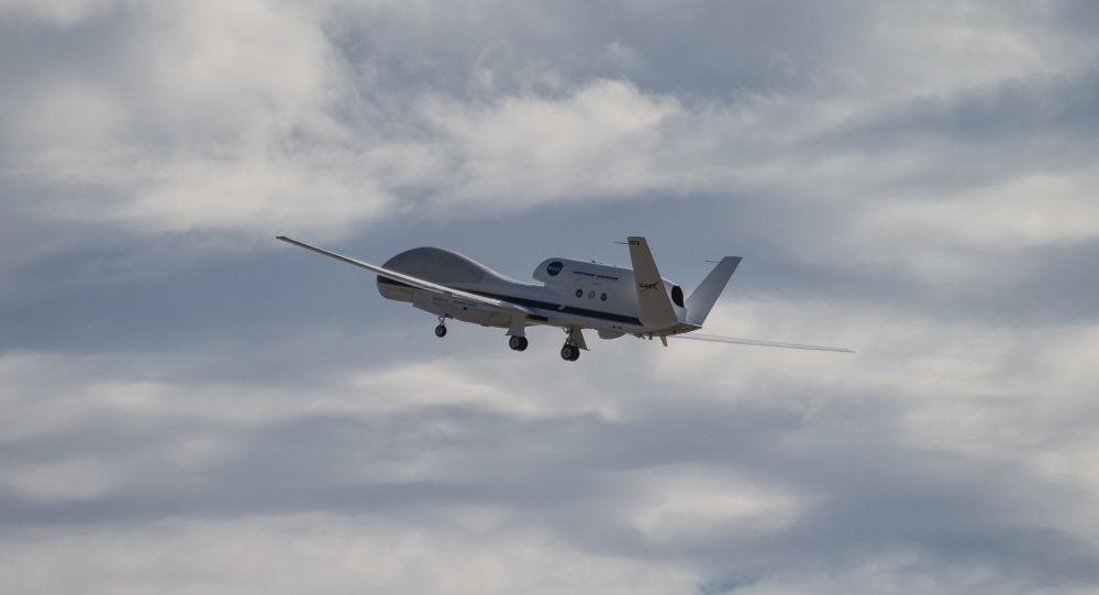 Un drone lourd US repéré à proximité de bases russes en Syrie