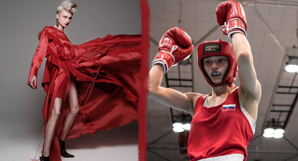 «La plus belle boxeuse d'Europe» explique pourquoi il n'y a pas de place pour la politique dans le sport - exclusif