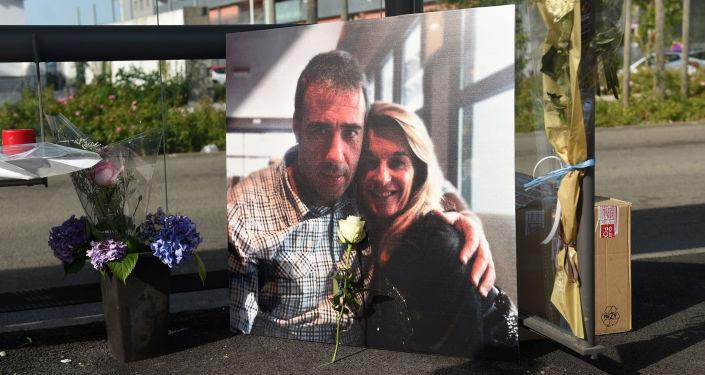 Le Pen Desolee D Avoir Relaye La Photo D Un Presume Assassin Du Chauffeur De Bus De Bayonne Sputnik France