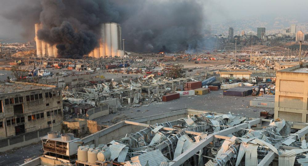 Les explosions de Beyrouth font écho à la catastrophe d'AZF à Toulouse