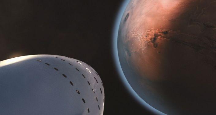 Le premier homme sur Mars: quand ce rêve deviendra-t-il réalité? - Sputnik France