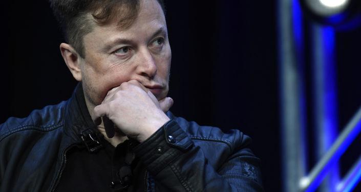 Elon Musk cède son titre d'homme le plus riche du monde - Sputnik France