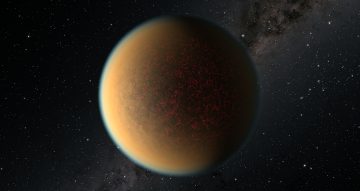 Ressemblant à la Terre, cette planète s'est procuré une «atmosphère secondaire» - Sputnik France
