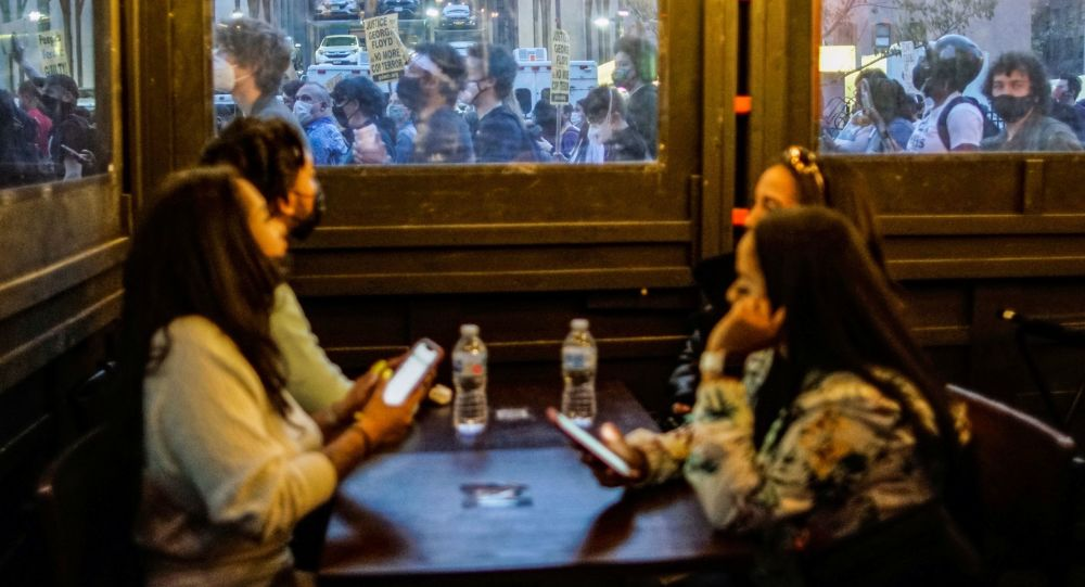 Vaccination obligatoire pour aller au restaurant à New York, une première aux USA