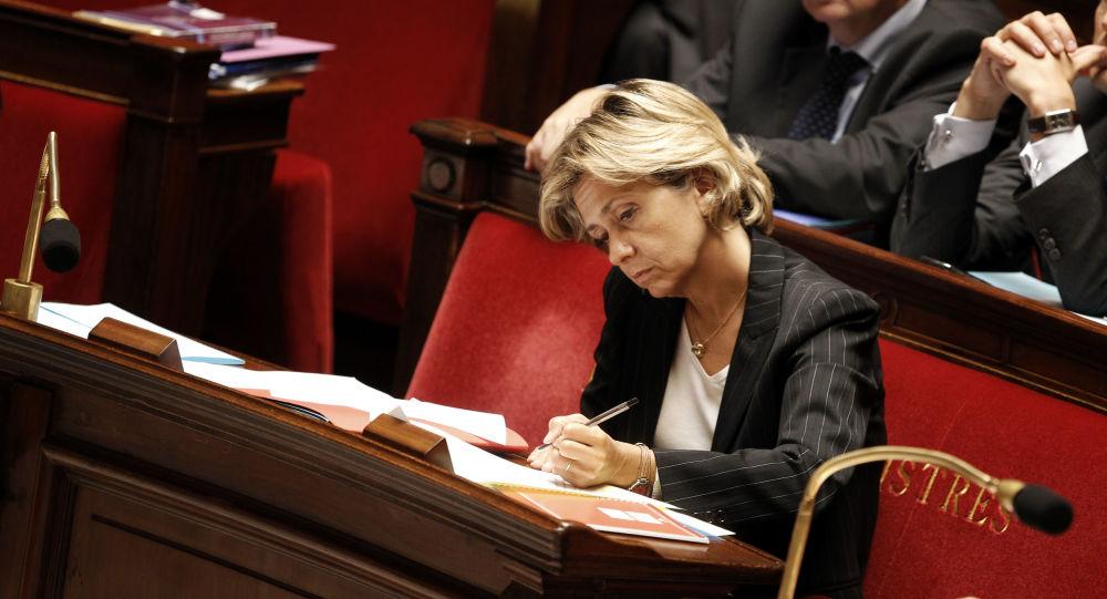 «On ne peut pas écarter l'obligation vaccinale d'un revers de main», lance Valérie Pécresse