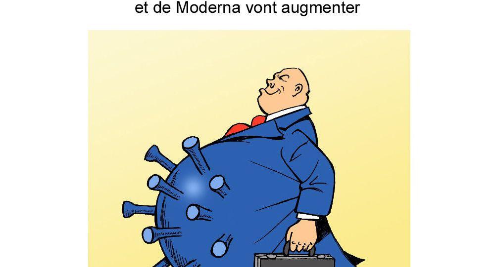 Pfizer et Moderna veulent une nouvelle dose… de profits!