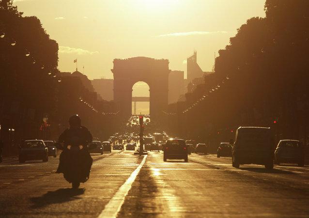 Paris. Archive photo