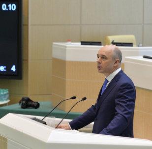 Anton Silouanov, ministre des Finances de la Russie