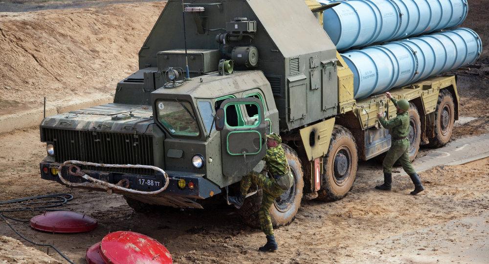 Système antiaériens S-300
