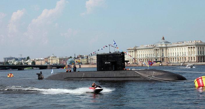 Sous-marin du projet 677 Lada