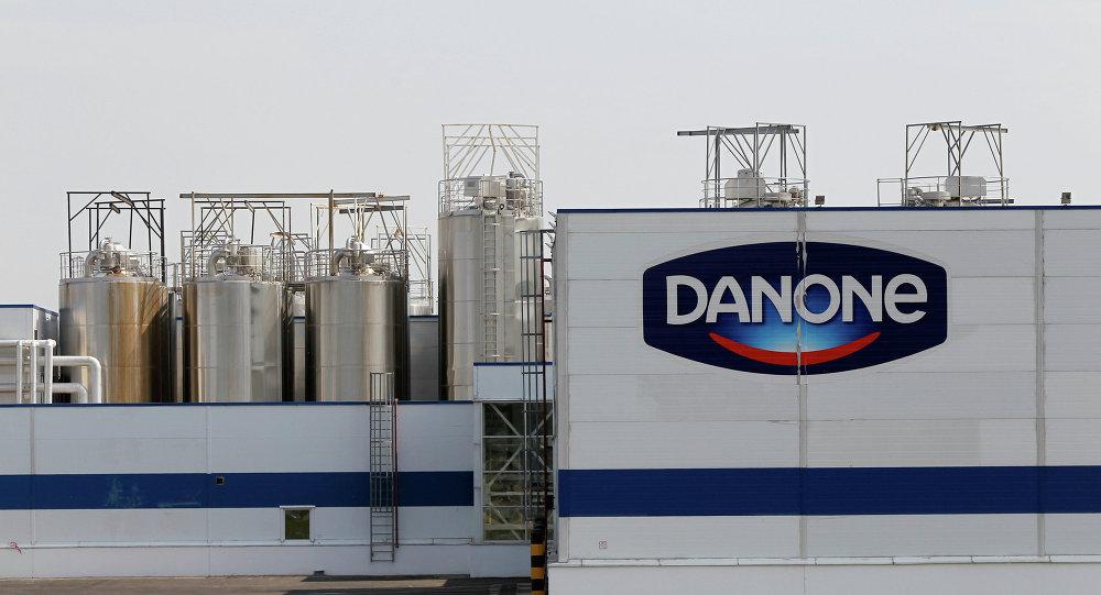 Entreprise Danone (photo d'archives)