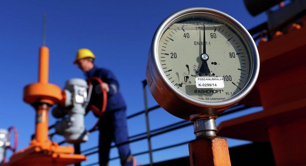 ingénieur supervise le système de distribution de gaz