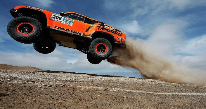 Rallye Dakar: une course contre la mort