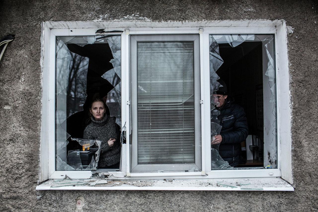 Donetsk: les forces pro-Kiev intensifient les tirs d'artillerie
