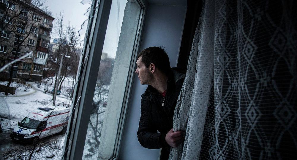 Situation en Donetsk
