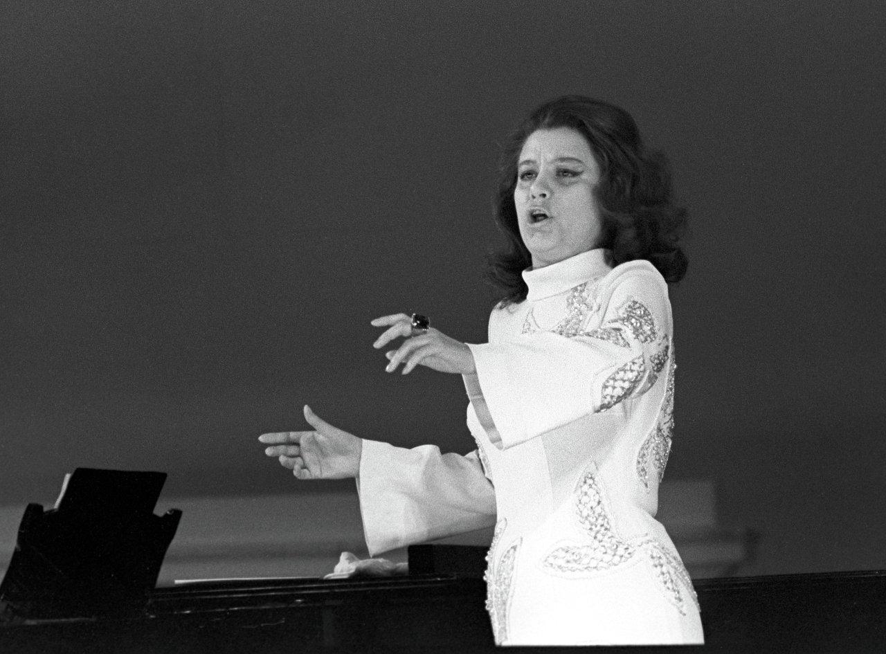 Elena Obraztsova, meilleure Carmen du monde