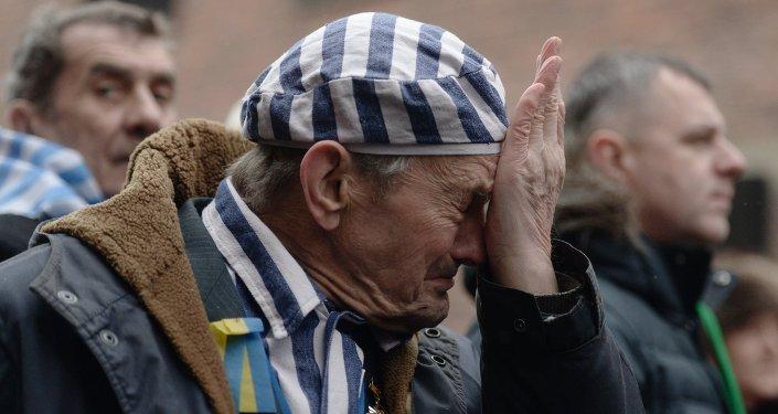 70-летие освобождения концентрационного лагеря Аушвиц-Биркенау