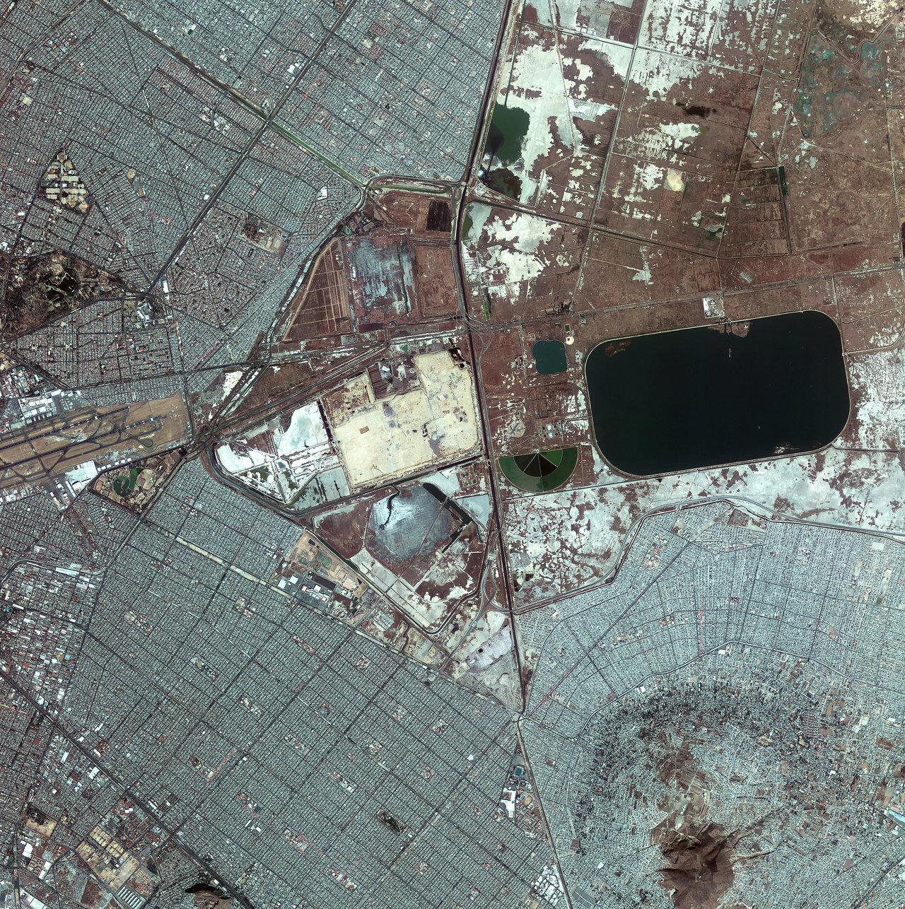 La Terre vue depuis l'espace: meilleures photos de 2014