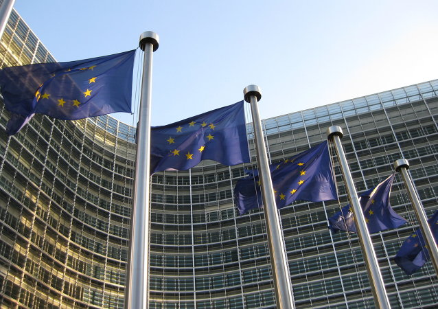 Les drapeux européens