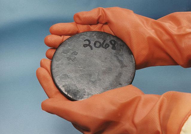 Le stockage de l'uranium