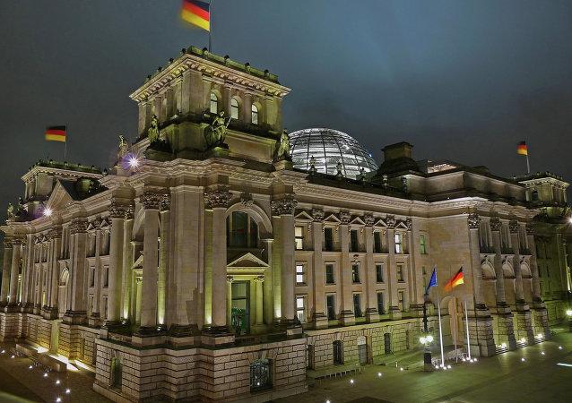Palais du Reichstag à Berlin