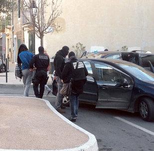 France: cinq hommes mis en examen pour terrorisme