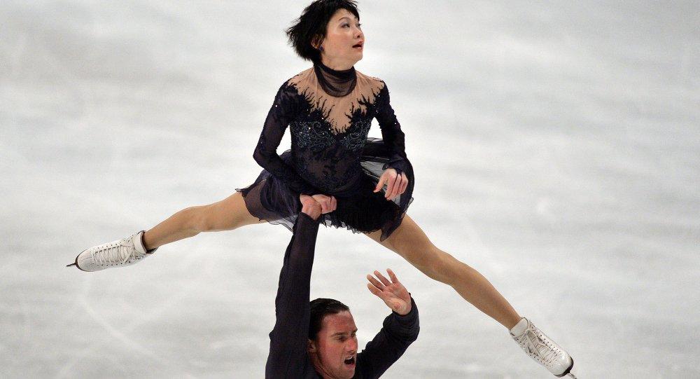 Yuko Kawaguchi et Alexander Smirnov