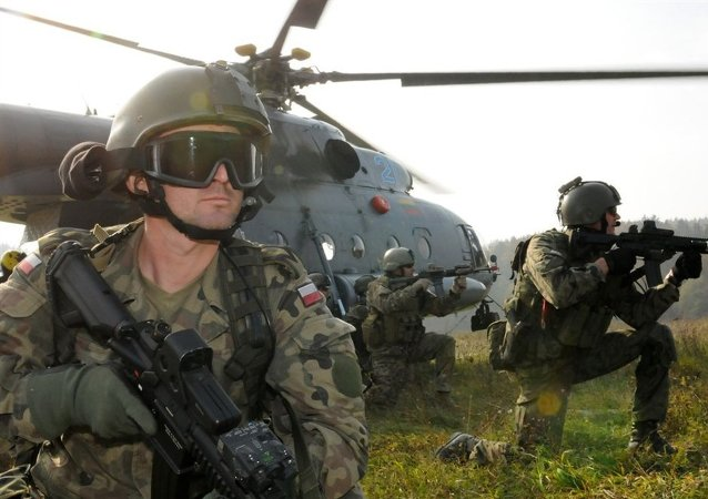 L'Otan lance des manœuvres à 50 km de la frontière russe