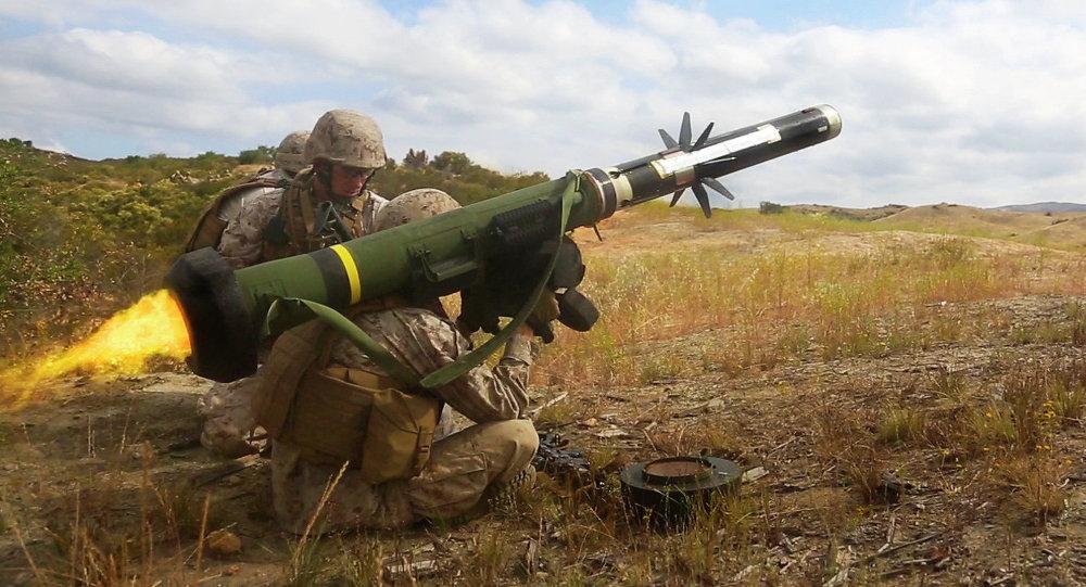 Le FGM-148 Javelin