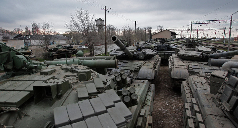 chars ukrainiennes