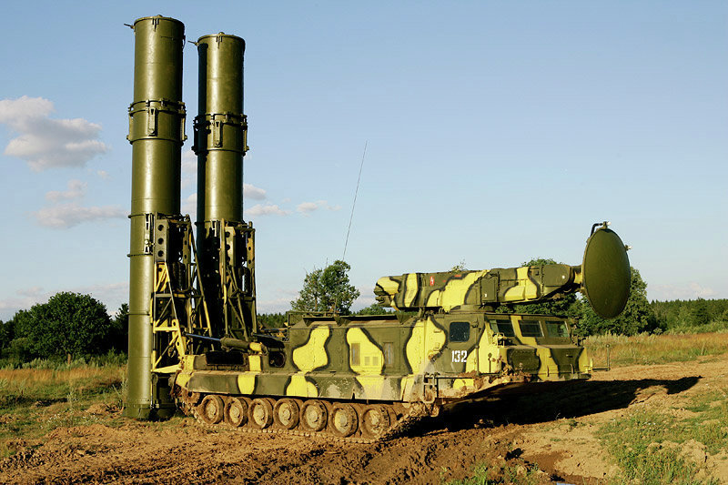 Systèmes de missiles russes