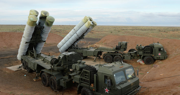 Les importations de S-400 russes intéressent l'Iran