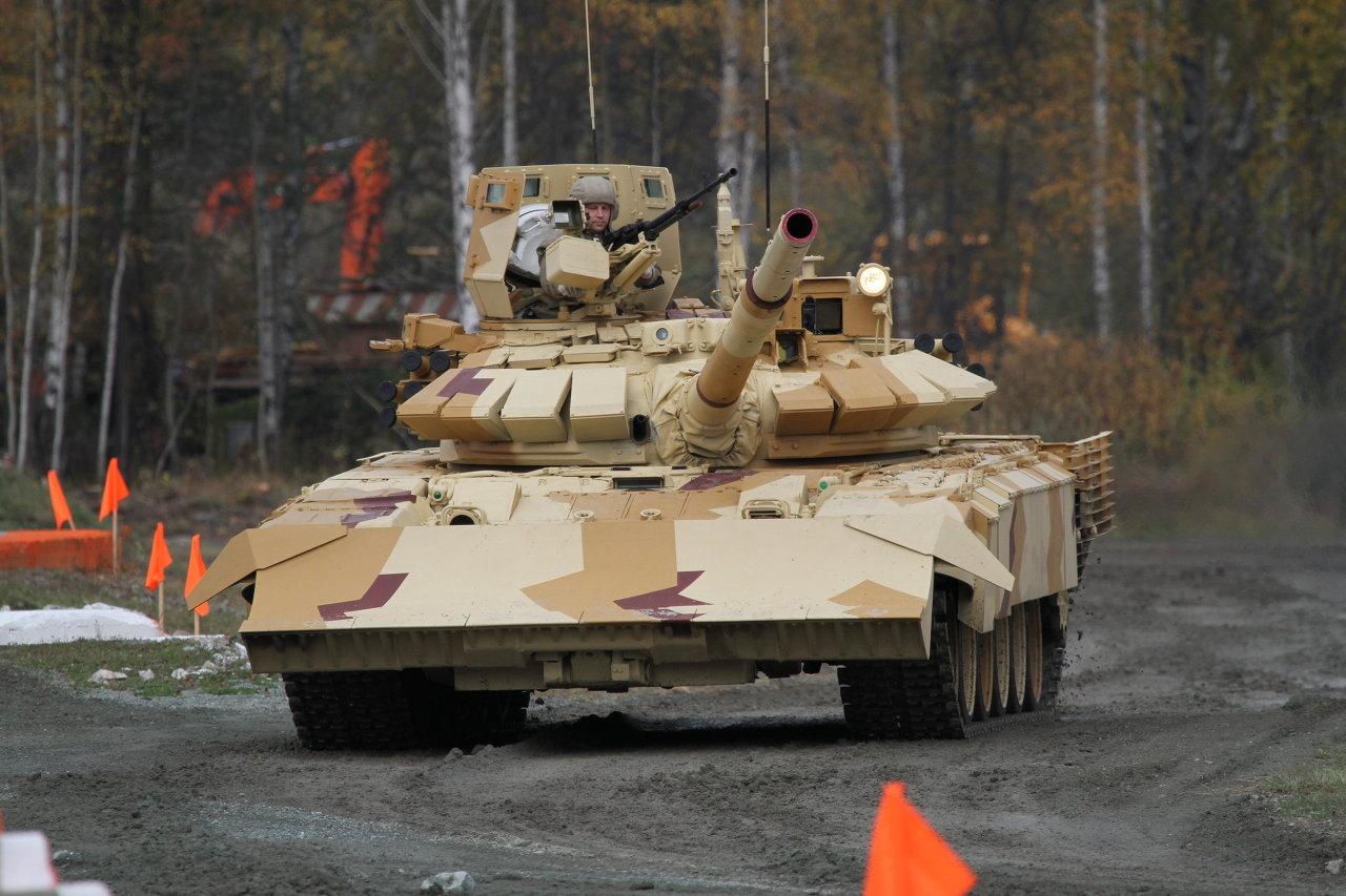 Le char T-72