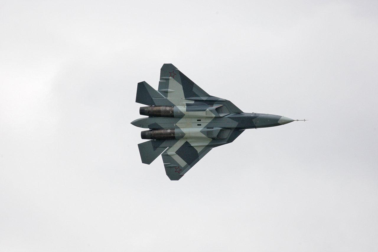 Premier avion série russe