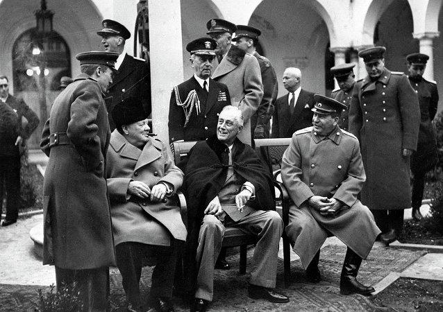 Il y a 70 ans s'ouvrait la conférence de Yalta