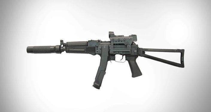 Пистолет-пулемет Витязь-СН