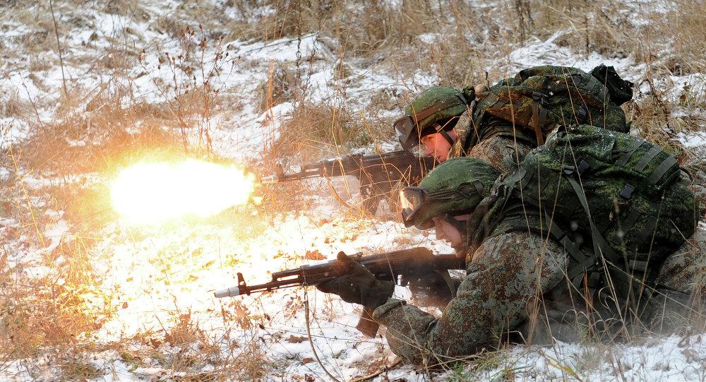 L'équipement militaire Ratnik