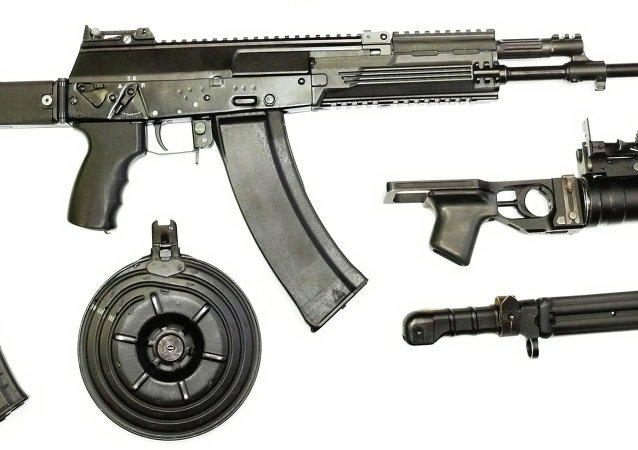 Fusil d'assaut АК-12
