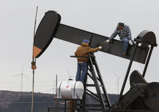 Скважинный нефтяной насос
