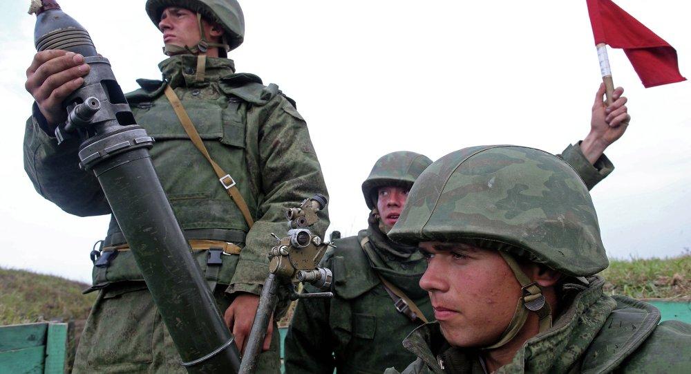 Exercices militaires russes dans la région de Kaliningrad