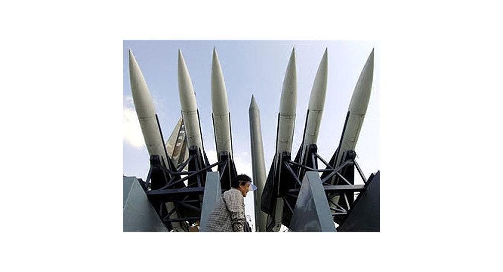 Missiles nord-coréens