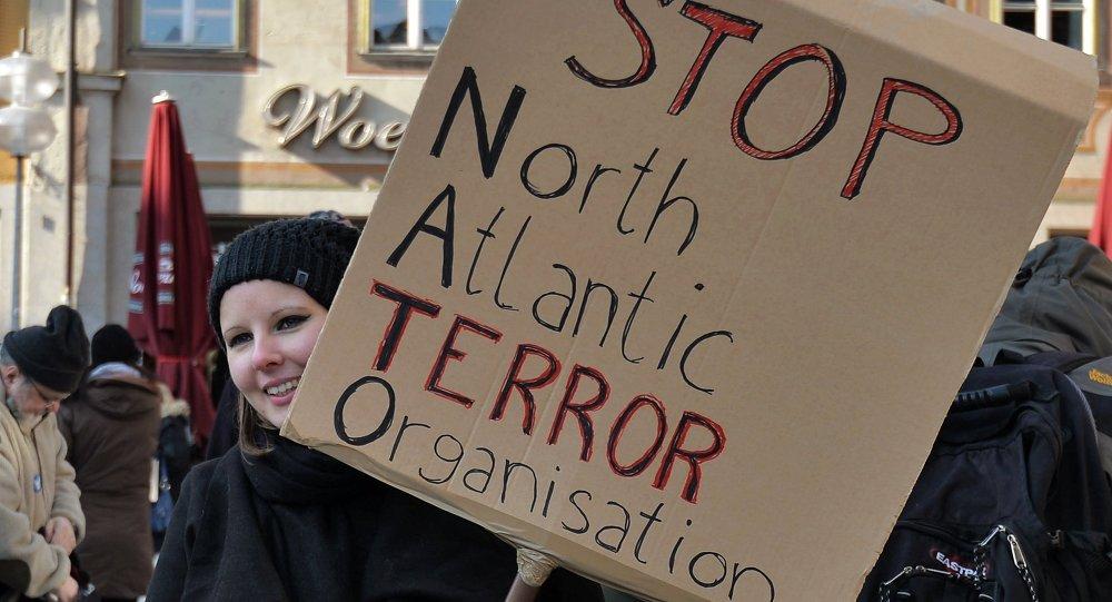 Munich: des centaines de personnes manifestent contre la politique de l'Otan