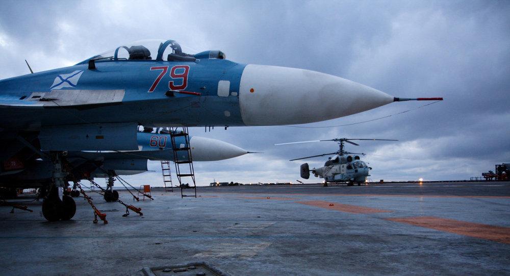 Les exercices militaires russes en Méditerranée