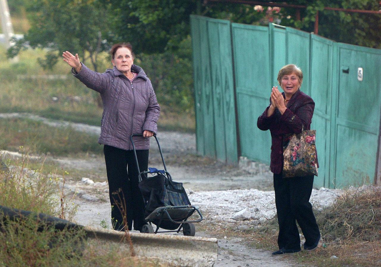 Le cessez-le-feu à Lougansk